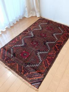 Antique Rug (A0121)