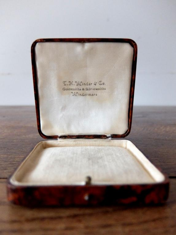 Antique Jewelry Box (A0121-05)