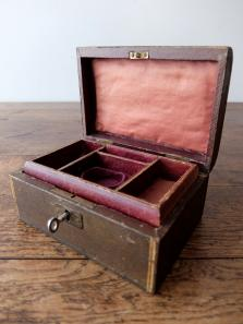 Antique Jewelry Case (A0120)