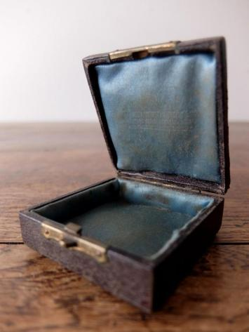 Antique Jewelry Box (A0119-02)