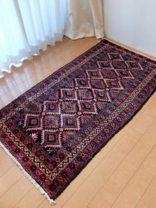 Antique Rug (B0121)