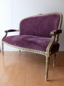 French Sofa (A0419)