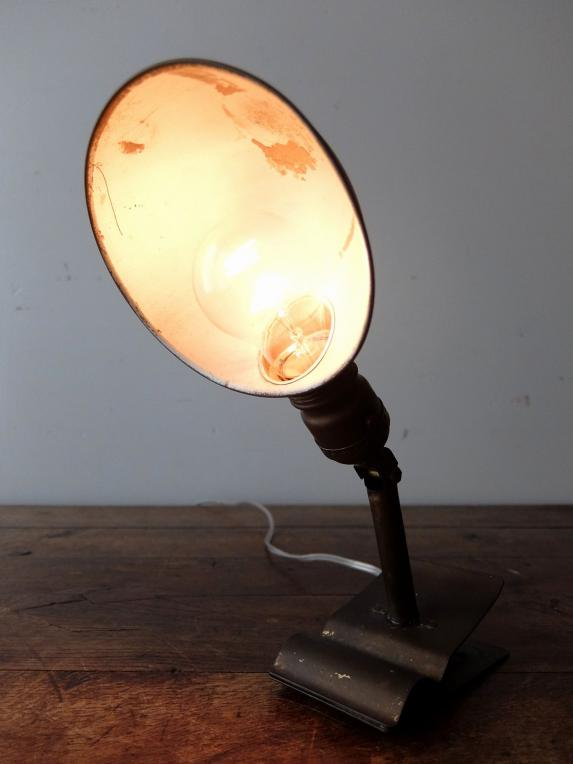 Clamp Lamp (A1219)
