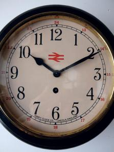 Station Clock (A0117)