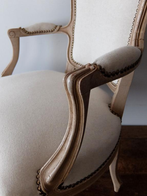French Arm Chair (B1220)