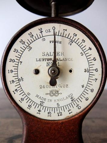 Letter Scale (A0116)