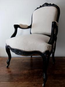 Arm Chair Napoleon Ⅲ (B0920)