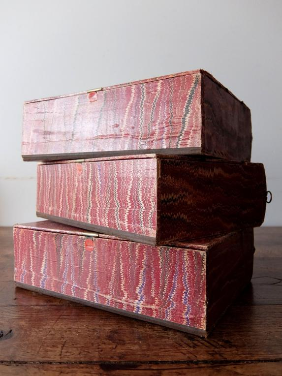 File Case with Wooden Box (A0121)