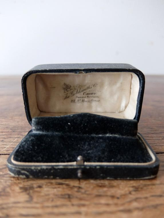 Antique Jewelry Box (B0219-04)