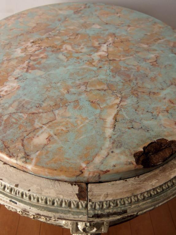 Marble Top Table (A0515)