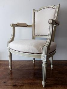 French Arm Chair (A1220)