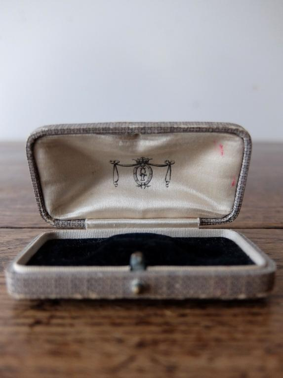 Antique Jewelry Box (B0219-03)