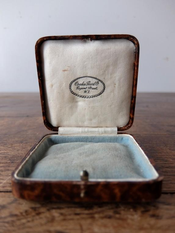 Antique Jewelry Box (B0219-05)