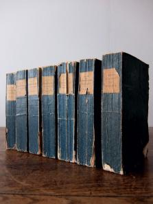 Antique Books (7 pcs) (B1014)