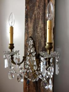 Crystal Bracket Lamp (A1014-01)