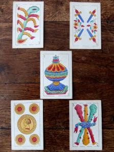 Playing Card (A0221-03)
