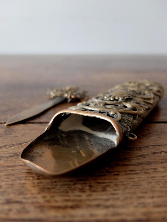 Brass Glasses Case (A0221)