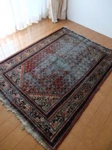 Antique Rug (A0414)