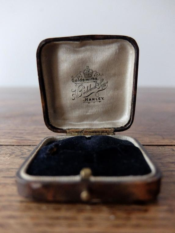 Antique Jewelry Box (A0318-04)