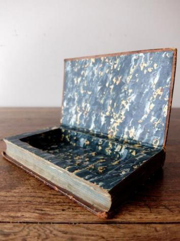 Antique Book Safe Box (C0318)