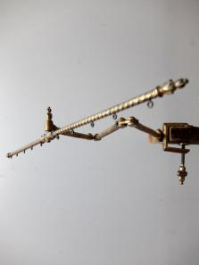 Adjustable Brass Holder (A0217)