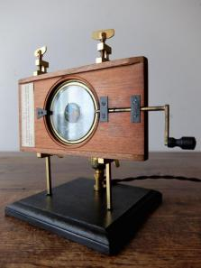 Magic Lantern Slide with Stand Lamp (A0219)