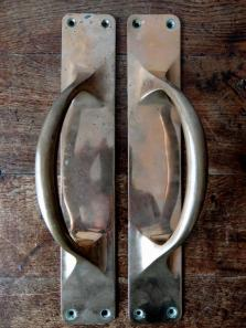 Pair of Door Handles (B0317)