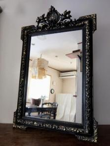 French Mirror (B0414)
