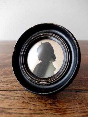 Frame Napoleon Ⅲ with Silhouette Portrait (A0317)