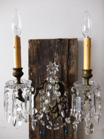 Crystal Bracket Lamp (A1014-02)