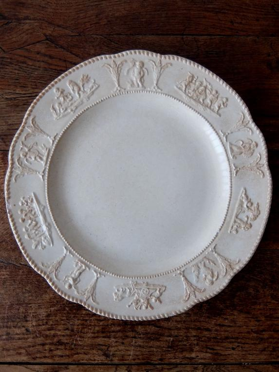 Wedgwood Relief Plate (A0319)