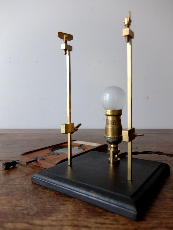 Magic Lantern Slide with Stand Lamp (B0219)