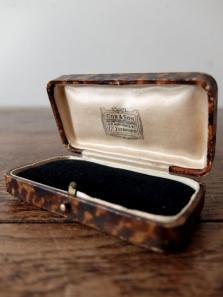 Antique Jewelry Box (H0319-02)