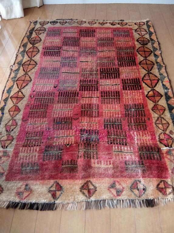 Antique Rug (A0716)