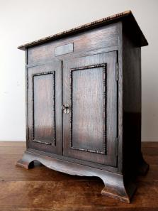 Small Wooden Cabinet (A0418)