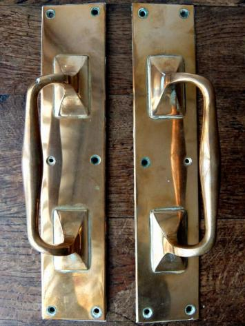 Pair of Door Handles (A0317)