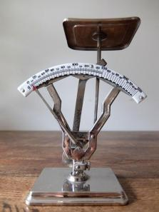 Letter Scale (C0416)