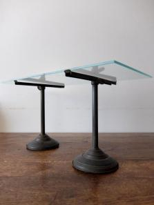 Display Stand with Glass (A0620)