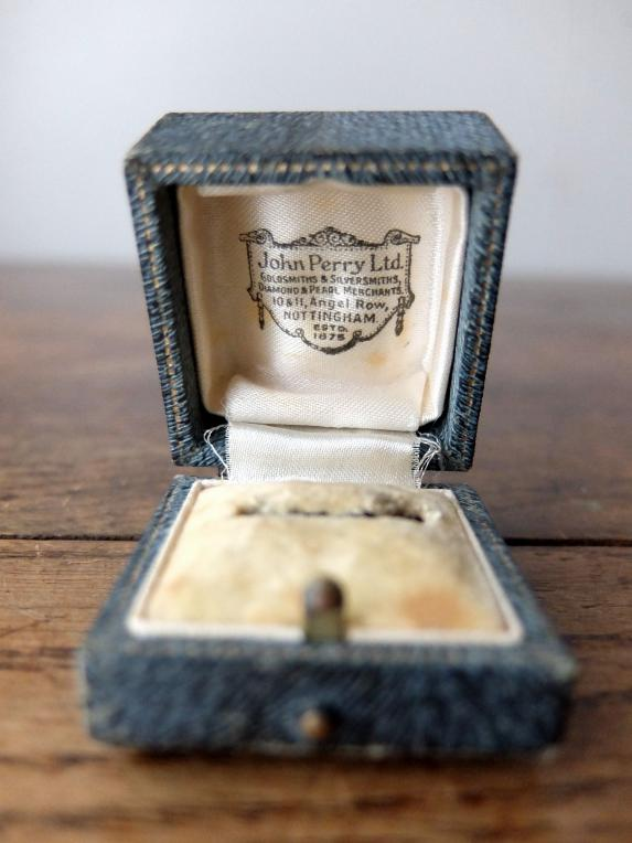 Antique Jewelry Box (H0417-02)