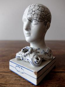 Phrenology Head (A0418)