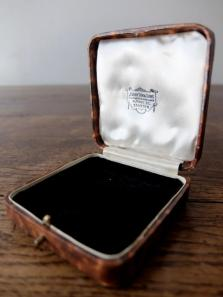 Antique Jewelry Box (H0417-04)