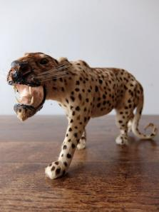 Animal Figure Model 【Leopard】 (A0419)