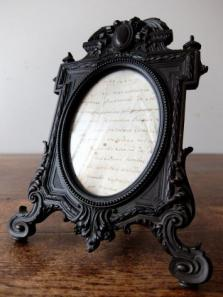 Photo Frame 【Bois Durci】 (B0419)