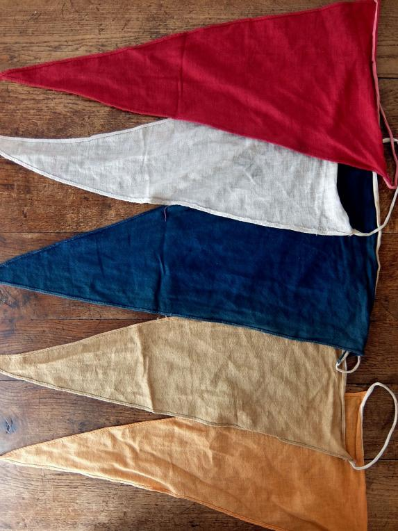 Carnival Bunting Flags (A0417)