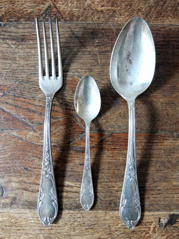 Fork & Spoons (A0515)