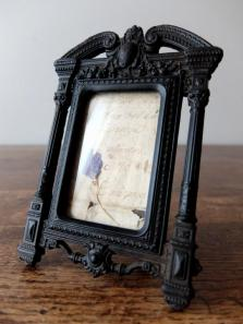 Photo Frame 【Bois Durci】 (A0419)