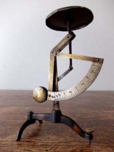 Letter Scale (B0417)