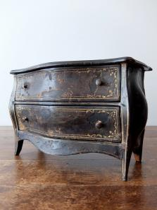 Jewelry Box 【Leather Chest】 (A0418)