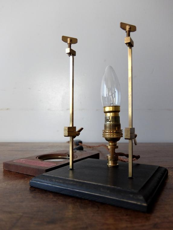 Magic Lantern Slide with Stand Lamp (A0319)