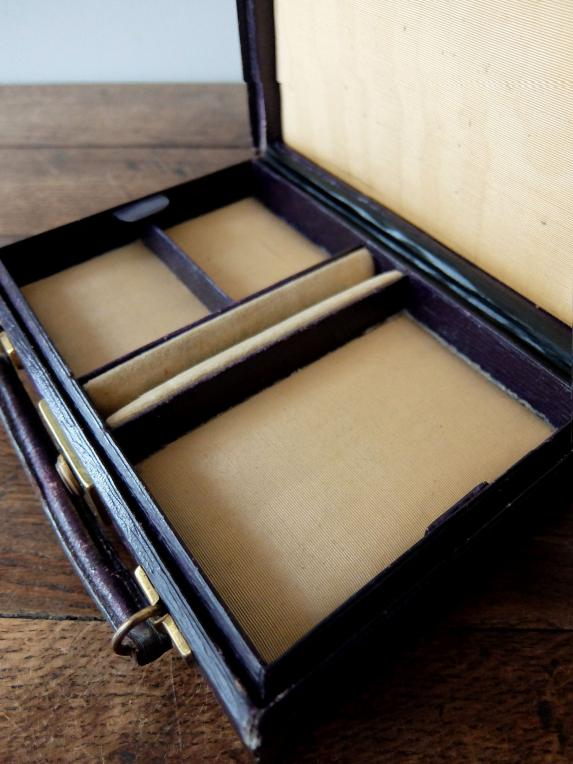 Antique Jewelry Case (A0519)